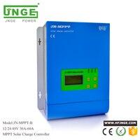 60A MPPT Solar Charge Controller 12V 24V 48V MPPT Solar Panel Controller Battery Regulator with Max. 150V PV input