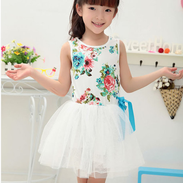 Aliexpress.com : Buy Baby girl 2018 kids flower christmas dress ...