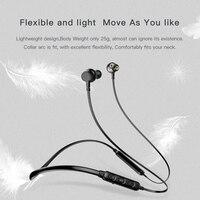 AWEI G20BL Bluetooth Earphone Headphone Dual Driver Headset Wireless Sport Earphone Bass Sound Auriculares Inalambrico Bluetooth