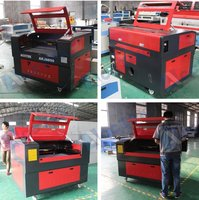laser cutting machine /100w laser cutter