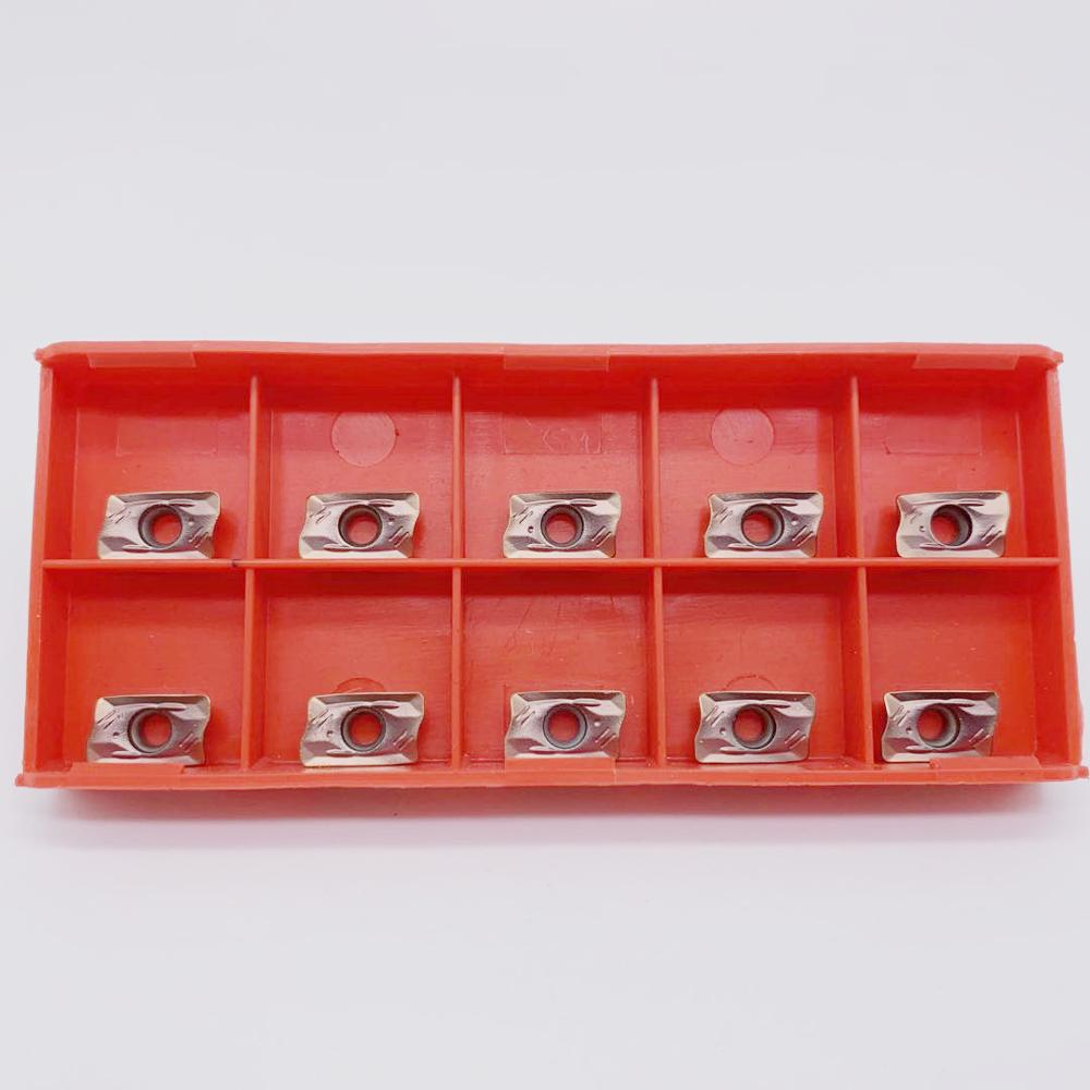 R390 11T308 M PM 1030/1025/1040 Carbide Inserts For Indexable End Cutter Machine Face Milling Cutting Tool R39011T308M