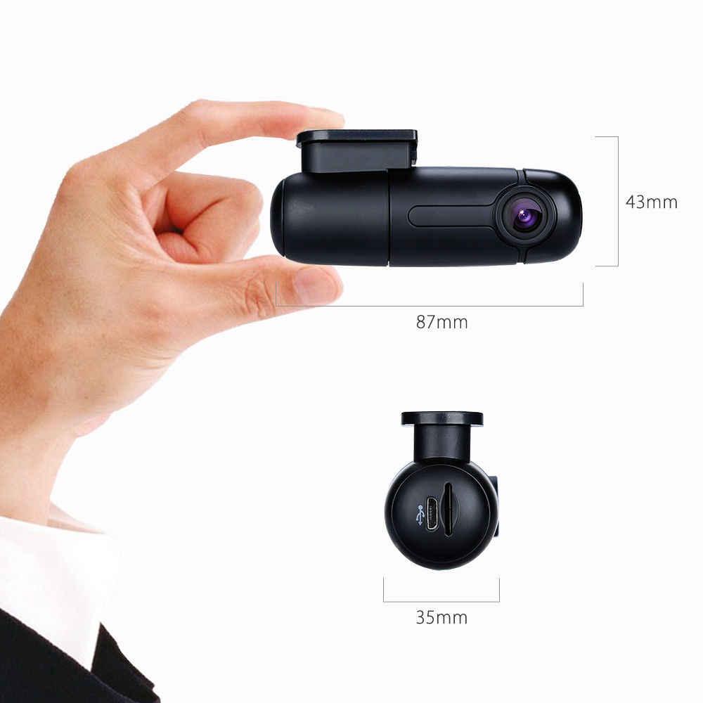 Blueskysea B1W 1080P IMX323 Novatek GM8135S Мини WiFi Автомобильный видеорегистратор DVR камера с поворотом на 360 градусов g-сенсор супер конденсатор