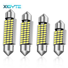 1pcs Car Interior Light 31mm 36mm 39mm 41mm SMD LED Bulbs C10W C5W Festoon Mirror Dome Reading Door Number Lamp for bmw audi 12v(China)