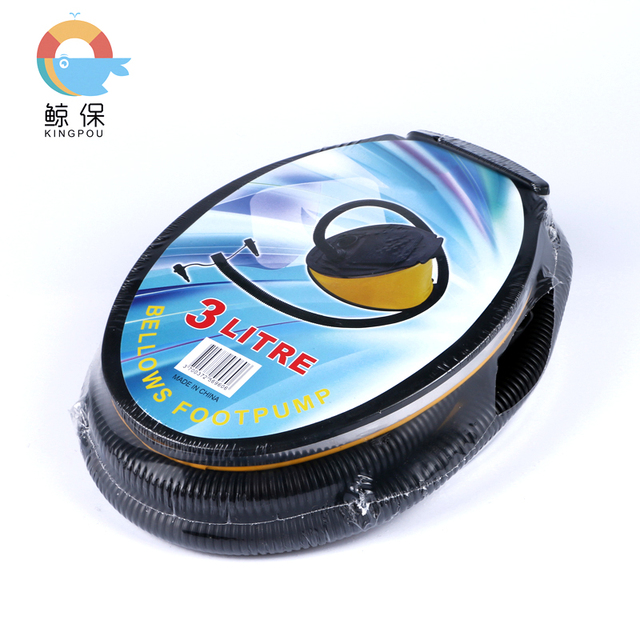 Top quality! Essential Inflatable Float Toy Air FOOT Pump / Air Inflator Balloon Pump