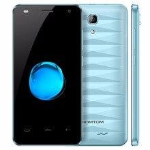 HOMTOM HT26 Smartphone 4G 4.5 pouces FWVGA Affichage MTK6737 Quad-core Android 7.0 1 GB + 8 GB 5.0MP + 2.0MP Caméra 2300 mAh Mobile Téléphone