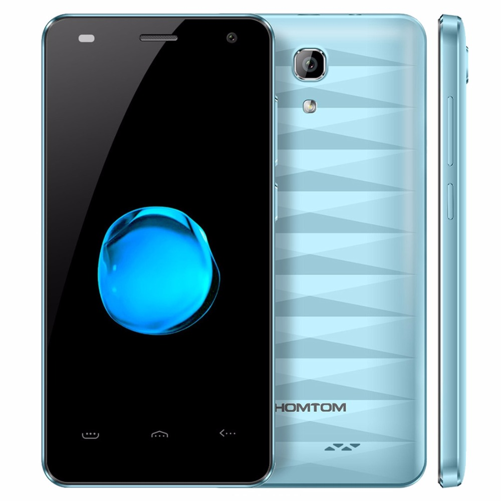 HOMTOM HT30 Smartphone 5 5 inch Android 6 0 MTK6580 Quad Core 1GB RAM 8GB ROM