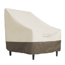 Patio Chair Cover Weather Resistant Patio Furniture Cover Standard Outdoor Chair Cover недорого