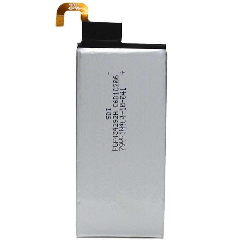 Voor Samsung Galaxy S6 Rand G925 Originele Echt EB-BG925ABE 2600Mah Batterij
