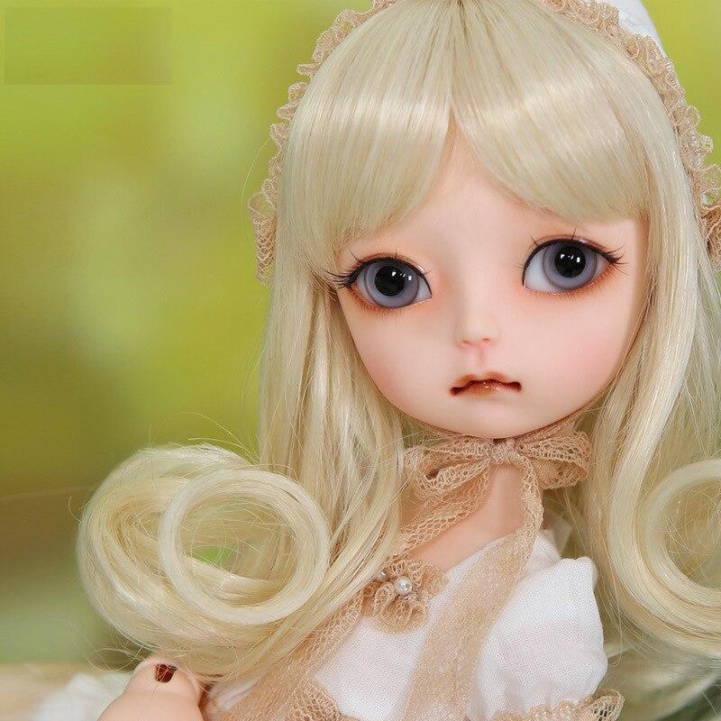 Babette Imda 3,0 BJD SD куклы 1/6 модель тела для девочек и мальчиков каучуковые фигурки шаровой шарнир куклы Lati YoSD Oueneifs Fairyland