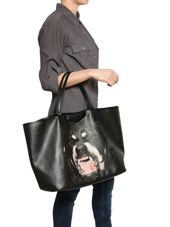 2017 3 Pcs High Quality Have Brand Logo Handbag Animal Rottweiler Dog Head Single Shoulder Bag Giv Free Shipping In Totes From Luggage Bags On