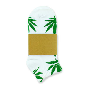 High Quality Weed   Socks   For Men Women Men's Harajuku Style Cotton Skateboard   Sock   Mens WZ001