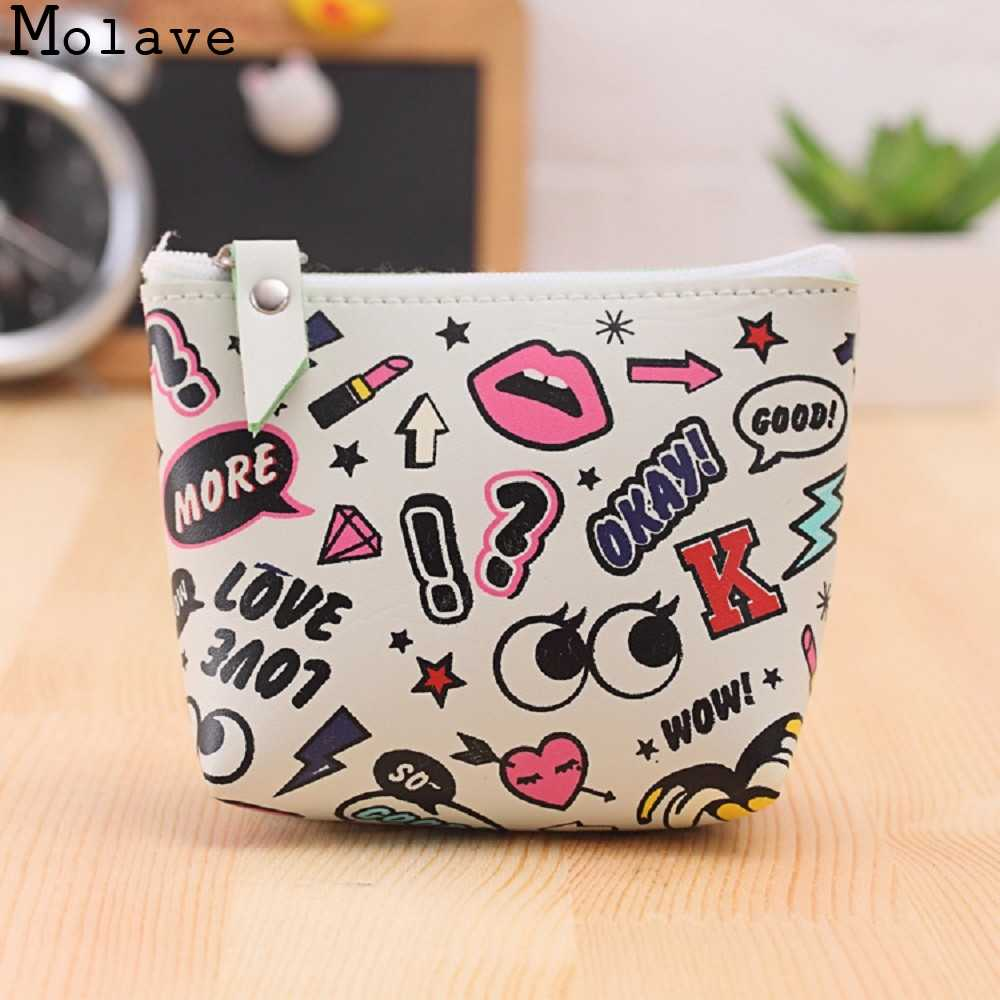 Bolsa de moedas bolsa de moedas de moda para crianças bolsa de couro mini caixa de ferramentas titular saco oct24