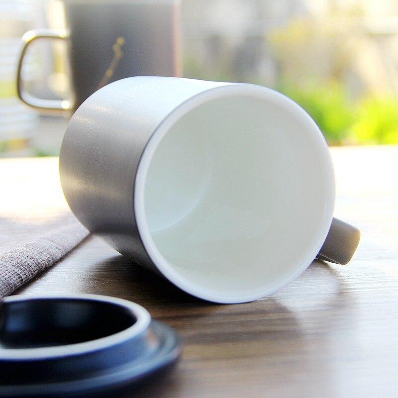 1pc Zodiac Ceramic Mug Birthday Gift Ideas Couple Mug Simple