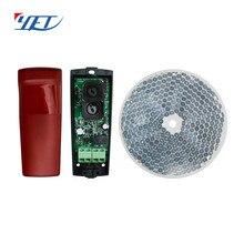 Стоимость! arrrival 12-24 В AC/DC беспроводной длинный диапазон ретро светоотражающий Тип фотоэлектрический луч YET611