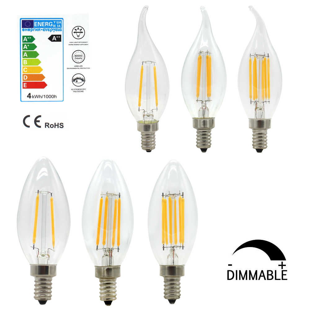 Detail Feedback Questions About Dimmable E12 E14 Edison Led