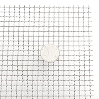 NEW 60x90cm Woven Wire 304 Stainless Steel Filtration Grill Sheet Filter 4 Mesh