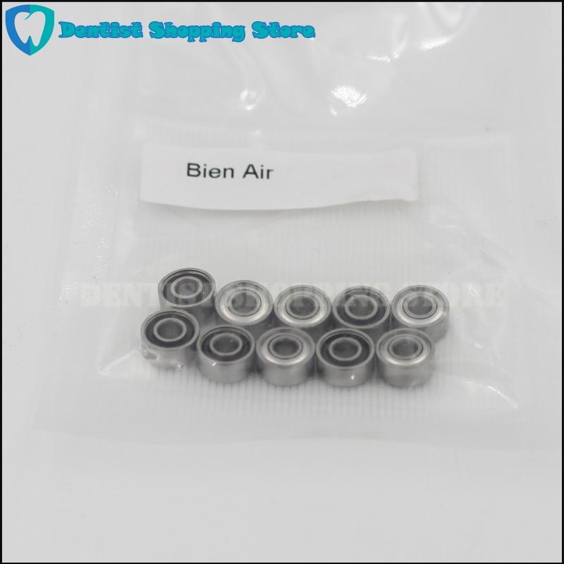 10pcs Dental Ceramic Bearing Balls with Cover Fit Bien Air Handpiece