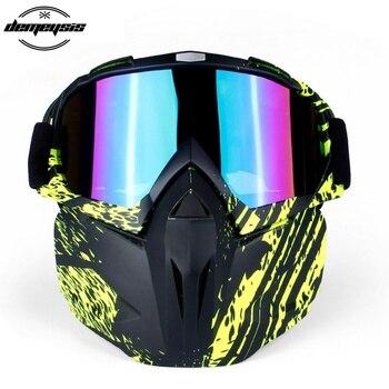 462a5808b9 Las mujeres de los hombres gafas de esquí Snowboard nieve gafas máscara de  nieve de invierno