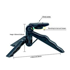 Image 3 - GAQOU мини Настольный Штатив для телефона складной портативный Gorillapod селфи палка для iPhone Gopro экшн цифровая камера Statief