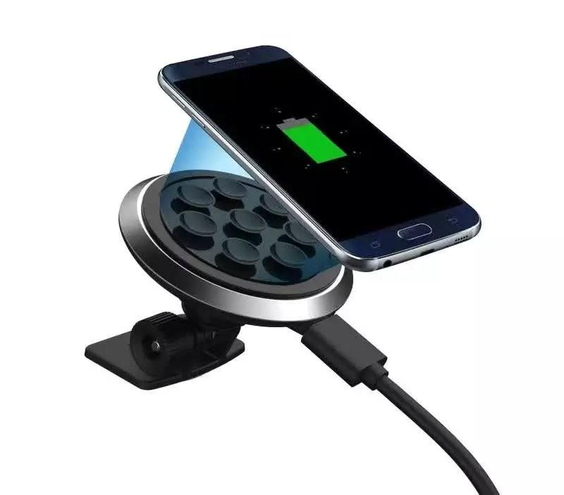 S01 Sucker  wireless car charger (10)