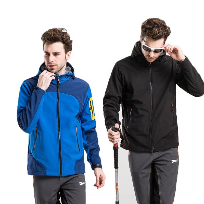 Homme veste plein air imperméable hiver chasse coupe-vent Ski manteau randonnée pluie Camping pêche vêtements Sport vestes hommes manteau