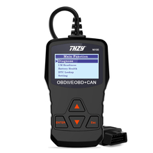 OBD Diagnostic Scanner THZY NI100 Universal Diagnostic scan tool Car Engine Fault Code Reader Battery Health Check scan tool f