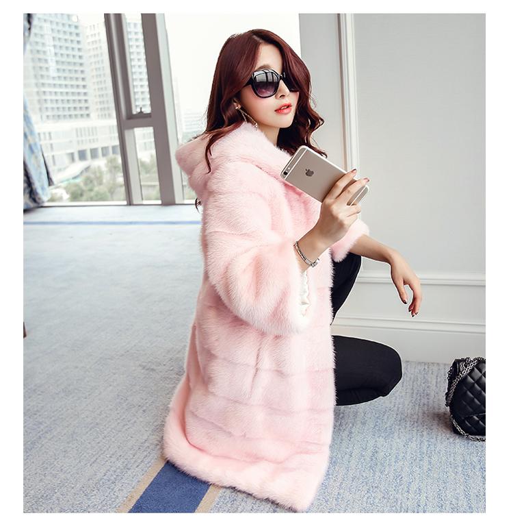 HTB1BK8MX4DBK1JjSZFlq6ApCVXas - Winter Hooded Faux Fur coat JKP0069