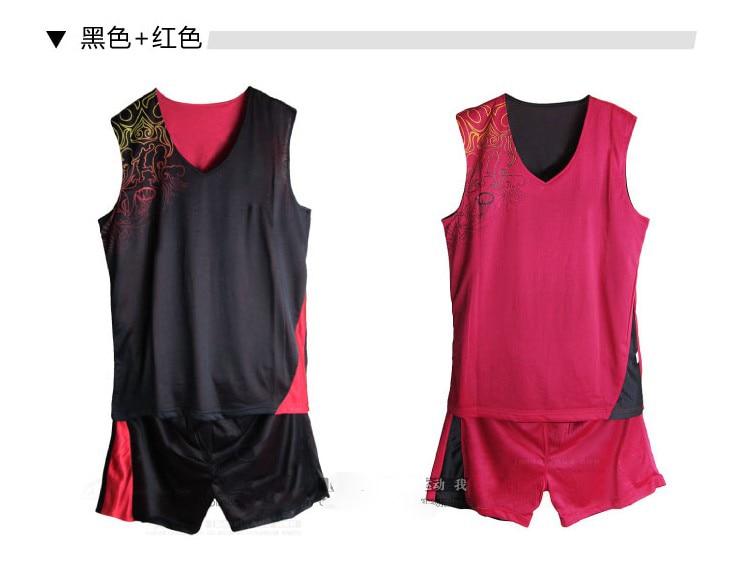 Envío gratis reversibles transpirable Sports Suit