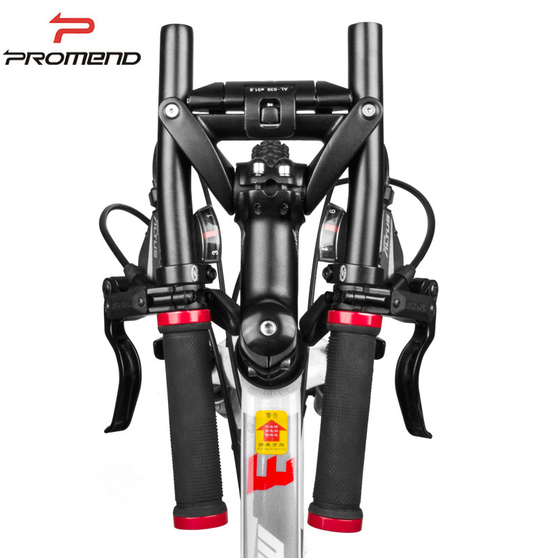 Promend Mountain Bikes Folding Bicycle Handlebar Aluminum Alloy Cross 600mm Limited Guidon Carbone Manillar Carbono Carrete timex часы timex tw4b03500 коллекция expedition