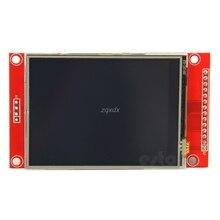 """240x320 2.8 """"SPI TFT Panel dotykowy LCD moduł portu szeregowego z PCB ILI9341 5V/3.3V Whosale i Dropship"""