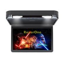 13,3 ''автомобильный DVD 1080 P Высокое разрешение монитор с креплением на крышу откидной вниз над головой автомобиля потолок широкий падение вниз ЖК-монитор Дисплей HDMI