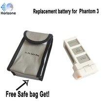 CLEAN DOLL 15.2V 4500mAh Replacement DJI Phantom 3 battery for DJI Phantom 3 SE  Phantom 3 Advanced Intelligent drone battery