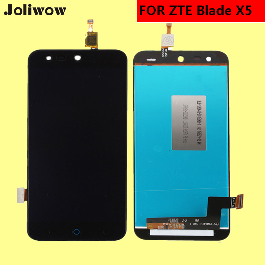 FOR <font><b>ZTE</b></font> Blade X5 Blade D3 <font><b>T630</b></font> LCD Display+Touch Screen+Tools Digitizer Assembly Replacement Accessories For Phone 5.0