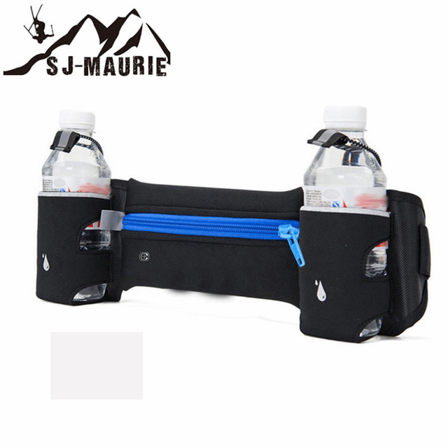 Sj Maurie 6 Colors Jogging Belt Cycling Running Waist Sports Runner Bag 2