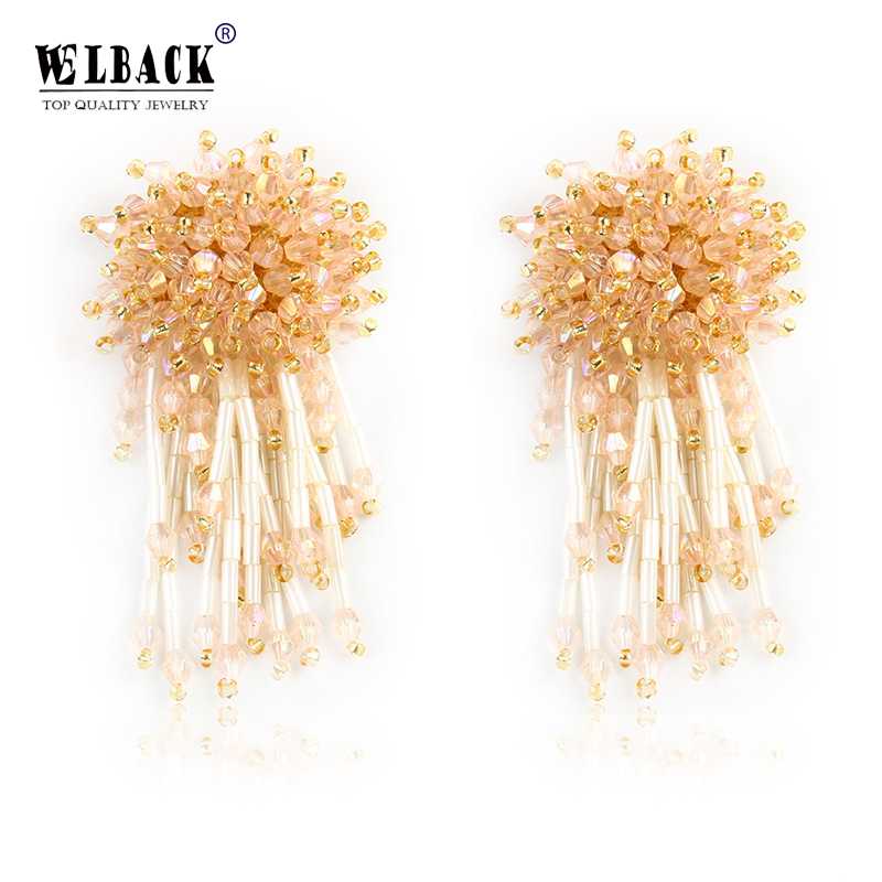 Novelties Mariage Decoration Simple Chrysanthemum Crystal Twisted Beads Handmade Hair Band Headband Wedding Accessories Highly Polished Bridal Headwear Wedding Accessories