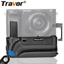 Travor Новое поступление батарейный блок с ИК-функцией для камеры sony Alpha A6300
