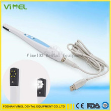 HD 5.0 Mega Pixels dental intra oral camera 6 Led dental unit USB Output 1/4 Sony CCD