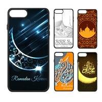 Islam Islamism Muslim Religion Eid Mubarak Moon Star Ramadan Kareem Faith Phone Case For IPhone X