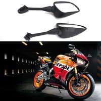 Für HONDA CBR600 RR CBR600RR CBR1000 RR CBR1000RR Motorrad Rearview rückansicht Spiegel Sport Bike Seite Spiegel Motorrad teile