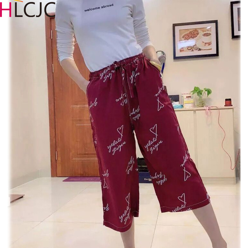New Sales Lady Sleep Loose Bottoms Cotton Pajama Pants Women Pijamas Lounge Pants Comfortable Breathable Sleeping Pyjama Pants