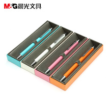 Gel ink pen 0.5 Tip M&G AGPH1501 RollerBall pen office and school stationery wholesale 12 pcs/lot original box Free Shipping