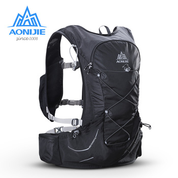 AONIJIE C930 15L Vest Running Backpack Rucksack Bag 2L Water Bladder