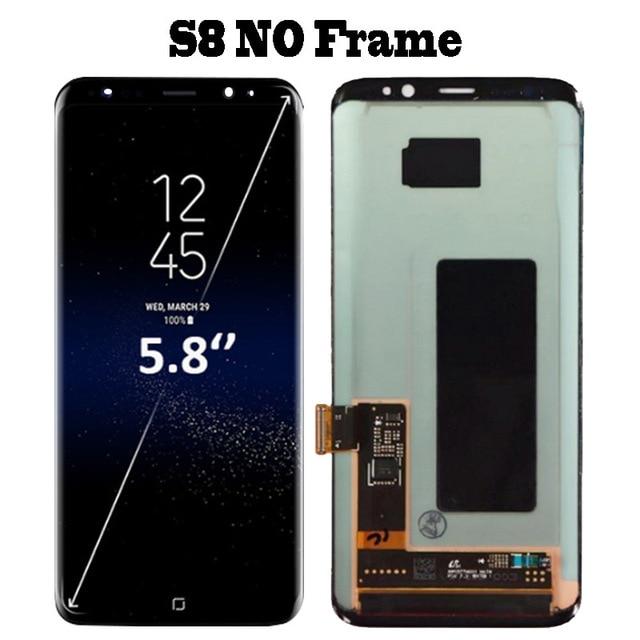 S8 Black No Frame