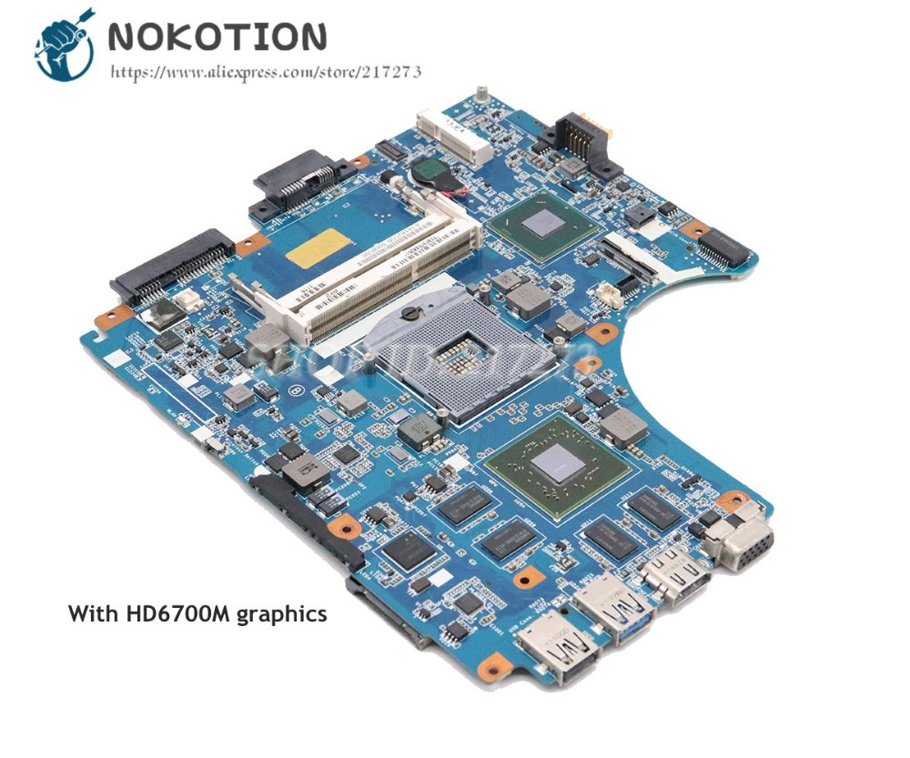 NOKOTION A1818255B MBX-239 1P-0112201-8014 For SONY Vaio PCG-61711W VPCCA VPCCA38EC Laptop Motherboard HD6700M HM76 DDR3NOKOTION A1818255B MBX-239 1P-0112201-8014 For SONY Vaio PCG-61711W VPCCA VPCCA38EC Laptop Motherboard HD6700M HM76 DDR3