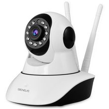 Home Security 1080P Wifi IP Camera Audio Record Surveillance Wireless Camera Baby Monitor Auto Tracking Camera(China)