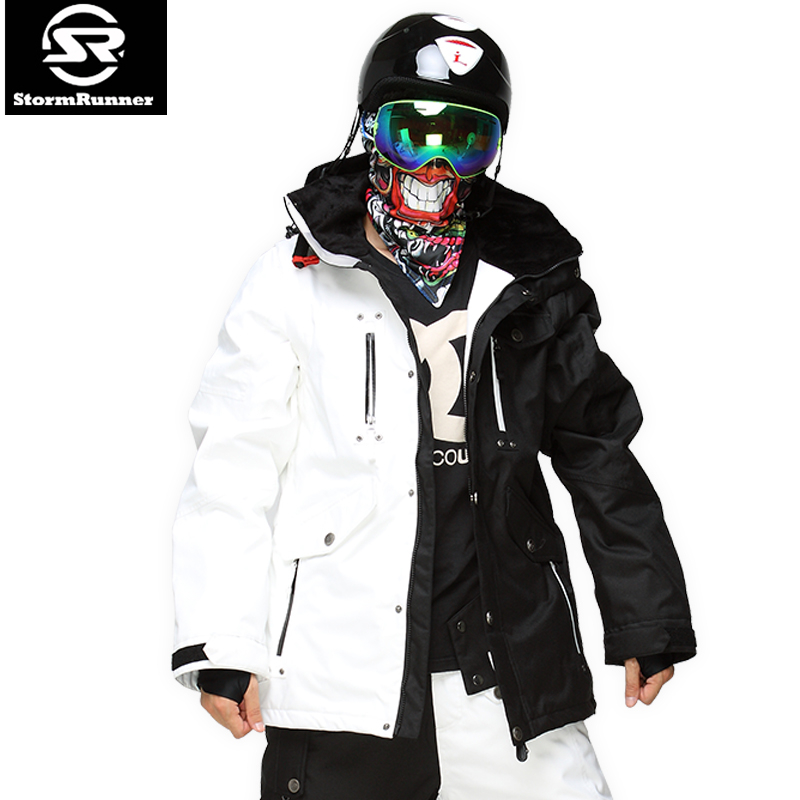 Guarantee Authentic! Male Ski Jackets Men's , Thermal Cottom- Padded Snowboard 2019 NEW High-Quality Men's Ski Jacket
