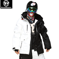 Guarantee Authentic! Male Ski Jackets Men's , Thermal Cottom Padded Snowboard 2018 NEW High Quality Men's Ski Jacket