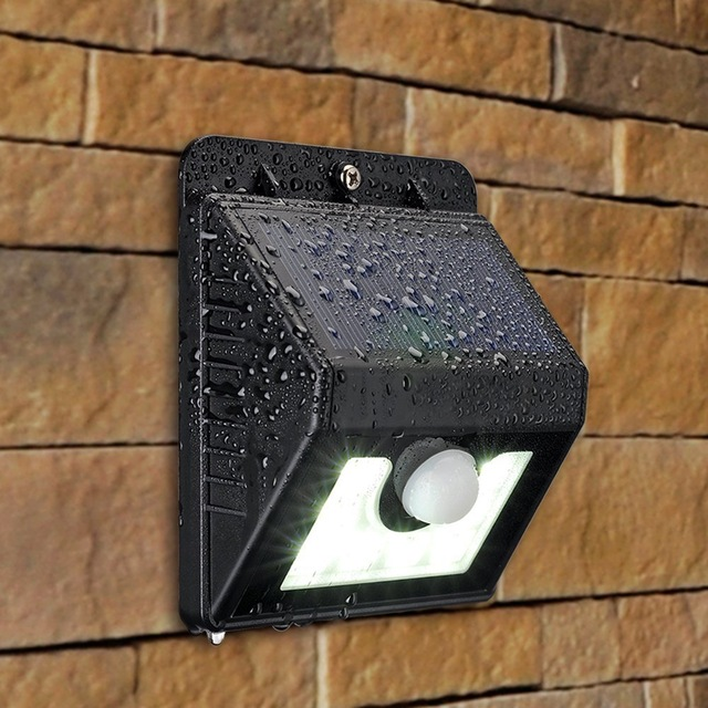 Solar Powered & Wireless garden Solar Outdoor Stick Up motion sensor LED  Lamp Outdoor solar lamp - Popular As Seen On Tv Solar Light-Buy Cheap As Seen On Tv Solar
