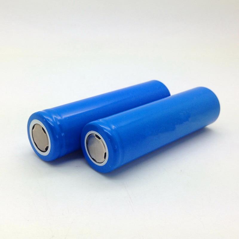 Free Shipping 1pcs/lot 18650 Rechargeable battery batteries 1100mAh 3.7V Li-ion Actual capacity 1100mah
