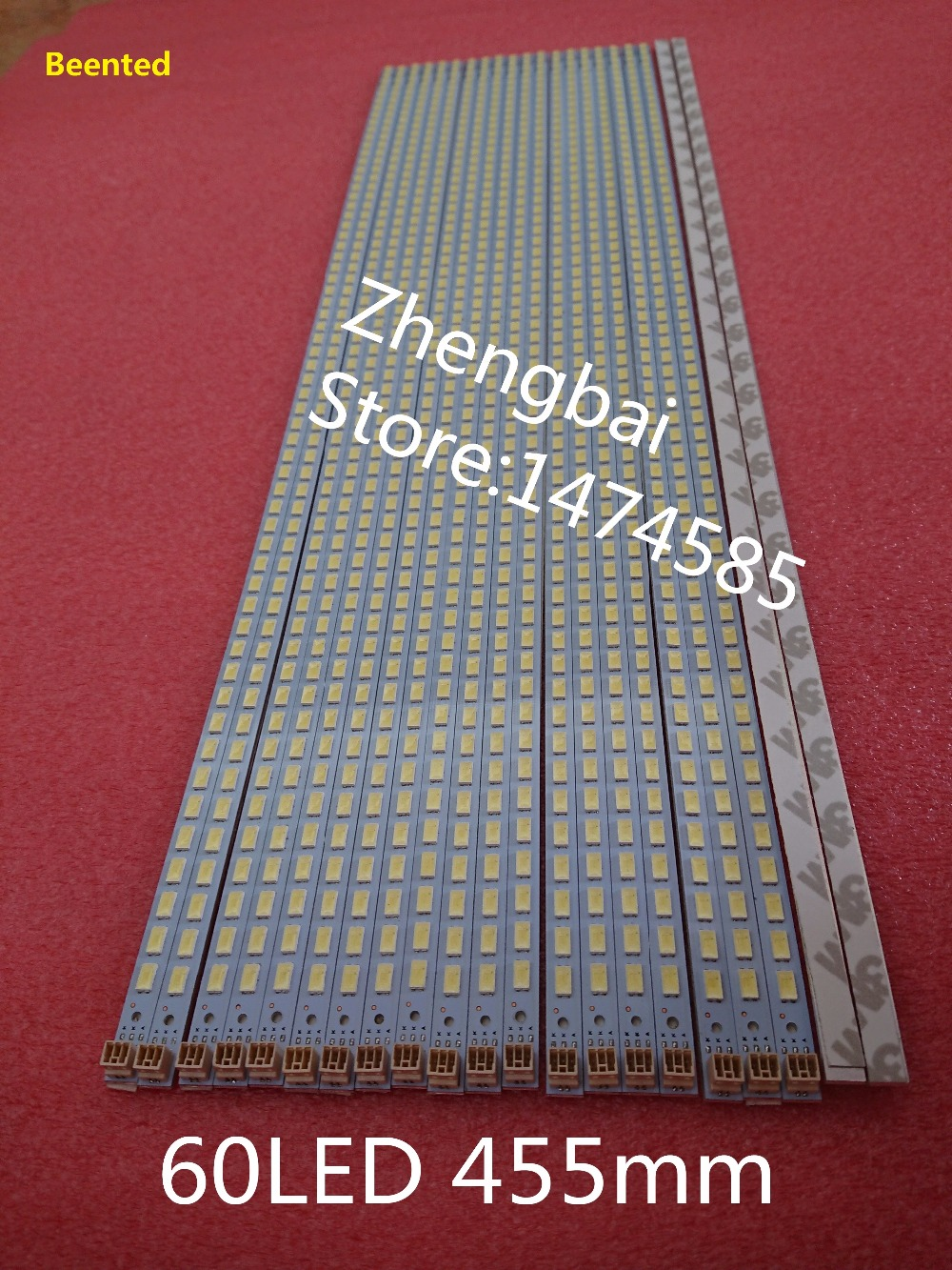 Beented Part NEW 50 PiecesX60LED 40INCH-L1S-60 LED Back Strip For LTA400HM13 40-DOWN LJ64-03029A 455mm